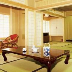 【一般客室】落ち着きのある和の空間「純和室」