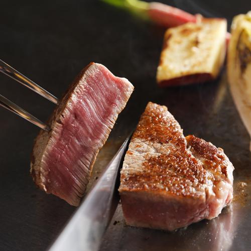 【夕朝食付】〜宿泊者様限定プラン〜伏見の日本酒と愉しむ、厳選素材の創作鉄板料理