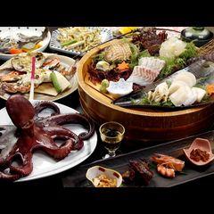 迷ったらコレ!『伊勢海老・アワビ』など旬の島獲れ食材が詰まった海風の便り≪海〜umi〜≫
