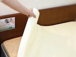 低反発マットレス 『トゥルースリーパー』使用ベットで快適な眠りを 禁煙1室限定