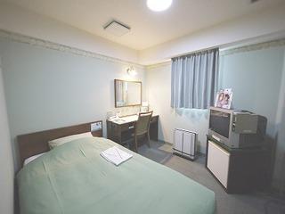 シングル素泊まりプラン (当ホテルポイント付き)