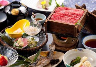 【禁煙ルーム】 源泉かけ流し! 山里料理 和室プラン