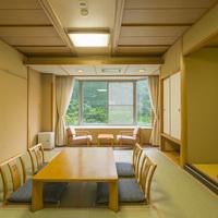 利根川を望む和室(トイレ付)