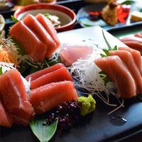 【期間限定】冬の特選◎天然まぐろを贅沢に食べくらべ!みんなが大好き鮪寿司に海鮮とろろ鍋も〇天然まぐろ