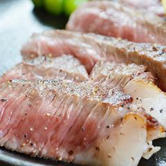 【季節限定】上州牛ステーキ・蟹・松茸・秋刀魚〜旬の味覚たっぷり「上州牛&カニ会席プラン」