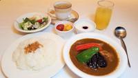 【朝食付き】【ご当地グルメ】スープカレー・海鮮丼・和食・洋食の4種類から選べる朝食メニュー!
