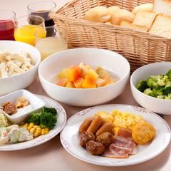 【2食付き】夕食:鳥の豆乳鍋御膳+ワンドリンク 朝食:約40種の和洋バイキング