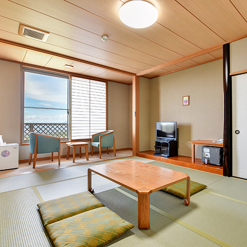 Main Building Mountain View Japanese-Style Room