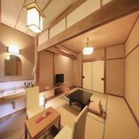 【D】トイレ付標準和室(内風呂なし)
