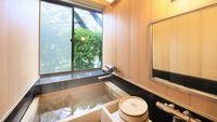 【B】源泉檜風呂・トイレ付標準和室(8畳タイプ)