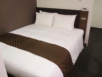 【限定1部屋】●素泊まり●★ダブルルーム喫煙★23平米160cm幅ベッドでゆったり!カップルに♪