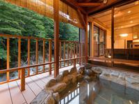 【露天風呂付き特別室で優雅なひとときを】離れ・武蔵で過ごすオールインクルーシブプラン【2名様限定】