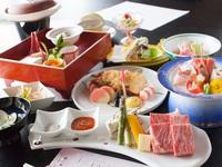 大切な記念日のお祝いに・・・「石亭小松お祝いプラン」 一泊二食付