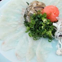 【温泉とらふぐ】栃木県特産☆ふぐさし・ふぐちりふぐ三昧♪堪能プラン