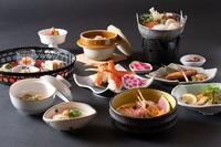 昼食は由仁名物「東京ホルモン」で!1泊3食付満腹プラン!/露天風呂付和室・夕食お部屋食