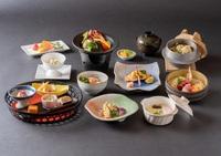 【3〜4月グレードアップ夕食】夕食はちょっと贅沢に!/夕食特別和食膳