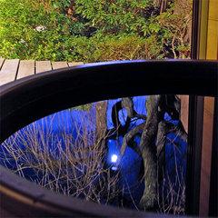 ○お月見○プラン♪宇治川のほとりにある月見館で情緒たっぷりのお月さま観賞♪