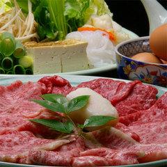 お肉好きな方へ。厳選した黒毛和牛を使った絶品!京風すき焼きを堪能☆