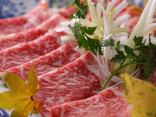 但馬牛しゃぶしゃぶプラン!茹でがに&鮮魚のお造り付き☆2種類の貸切温泉も無料で♪【お部屋食】