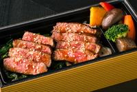 【部屋食で安心!】鉄板焼なにわ特製ステーキ弁当付き宿泊プラン