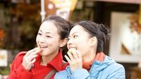 【女子旅】つや肌美人になれる特典付♪寺社仏閣、カフェに季節の花巡り…母娘友人との癒され旅【お部屋食】