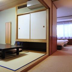 2階和洋室(バス・トイレ付)2017/12/1〜禁煙部屋