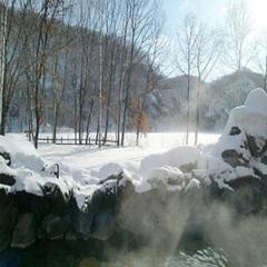 白銀の世界♪お得な冬割プラン! 【 1泊朝食付 】【お先でスノ。】
