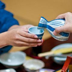 【旬選会席「謙信」】上杉謙信ゆかりの宿でワンランク上の会席を◆謙信の好物「日本酒」&「梅干し」