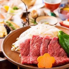 【たなかや特選和牛】お肉もお魚も堪能するならこちら!特製だれでさっぱりと味わう牛会席