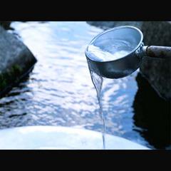 ≪冬季限定企画≫【越前大野の地酒3種飲み比べ付】名水100選 de 旬の会席料理