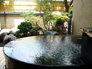 109号室露天風呂客室(12畳間)の雅びの舞プラン