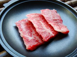 山形県産牛陶板焼きプラン