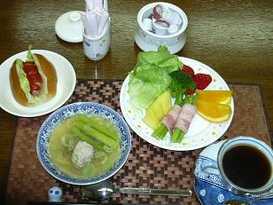 定番 洋室朝食付きプラン 6200円