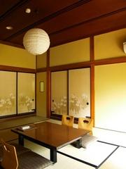 【B大】松川に面した広縁付き純和室 8〜10畳