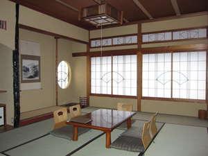 【A大】松川に面した和室7名大部屋・トイレ付