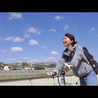 【サイクリング特典付】愛車は駐輪用鍵付きガレージで♪当日17時まで予約OK!【1泊朝食】