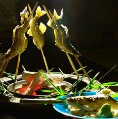 夏の旬の味♪【日本一の鮎! 2種の鮎の味くらべ】プラン