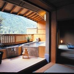水仙の間(露天風呂付き客室)