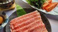 【メイン料理変更第二弾】ぜひ食べてほしい「トマトすき焼き」!!
