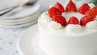★記念日におすすめ★ケーキで想い出を彩ります♪