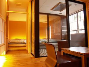 インナーバルコニーのある明るいお部屋「柑(みかん)」