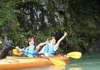 【期間限定】板室ダム湖カヌー体験ツアーを体験!うれしい特典付♪のんびり温泉満喫プラン