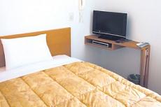 禁煙シングル(ベッド幅120cm)
