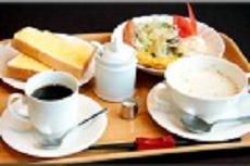 おいしい朝食で朝から元気いっぱい♪【朝食付宿泊プラン】