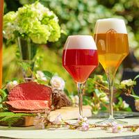【湯上りビールプラン】≪いちらくオリジナル◆クラフトビール≫で、湯上りに最高の一杯をお届け。