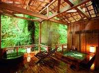 お部屋に2つの露天風呂 抹茶風呂も堪能できる 旬彩 つりばし スタンダードプラン【アッパレしず旅】