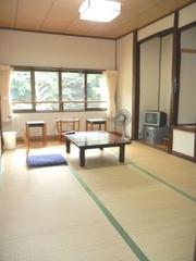 和室6畳+ミニ広縁(※自炊部屋)