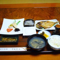 ◆港町・大洗の朝食付◆干物・シラス干し・しじみのお味噌汁・茨城の納豆など(お部屋食)
