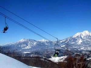 スキーシーズン!ゲレンデまで徒歩3分・2食付プラン♪