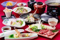 【春夏旅セール】【ブロンズコース】【1泊2食】季節の海の幸と岡山の味覚を楽しむプラン